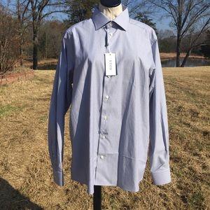 NWT Eton Contemporary Mens Shirt 43/17